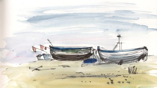 Aldeburgh boats